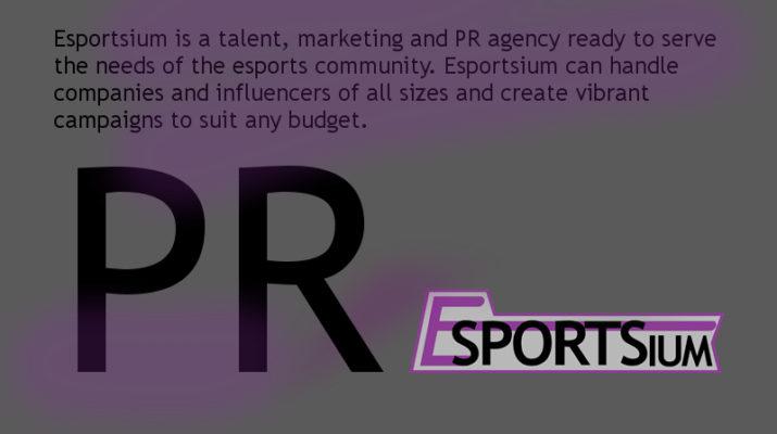 Esports PR Services